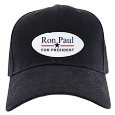 Ron Paul For President Baseball Hat