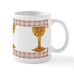 Celtic Grail Image Mug II