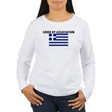 GREEK BY ASSOCIATION T-Shirt