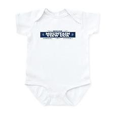 MOUNTAIN VIEW CUR Infant Bodysuit