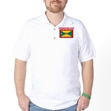 GRENADIAN DAD T-Shirt
