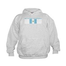 HALF MY HEART IS IN GUATEMALA Hoodie