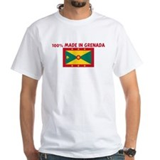 100 PERCENT MADE IN GRENADA Shirt
