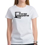 Swap Happens Women's T-Shirt