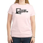 Swap Happens Women's Light T-Shirt