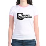Swap Happens Jr. Ringer T-Shirt