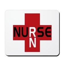 Nurse - RN Mousepad