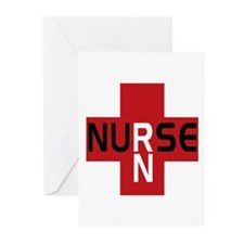 Nurse - RN Greeting Cards (Pk of 20)
