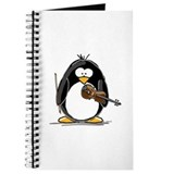 Violin Penguin Journal