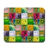 Smiling Buddha Patchwork Mousepad