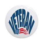 Veteran Keepsake (Round)