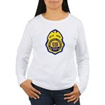 DEA Special Agent Women's Long Sleeve T-Shirt