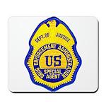 DEA Special Agent Mousepad