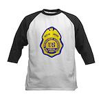 DEA Special Agent Kids Baseball Jersey