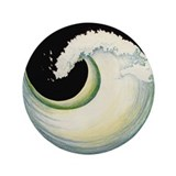 "Earth Wave 3.5"" Button"