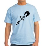 Kiteboarding I Can Fly T-Shirt