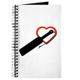 Love paddles Journal