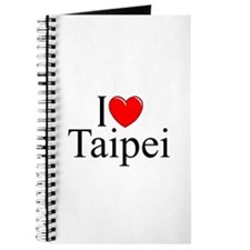 """I Love Taipei"" Journal"