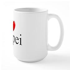"""""""I Love Taipei"""" Mug"""