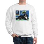 BERNESE MOUNTAIN DOG Art! Sweatshirt