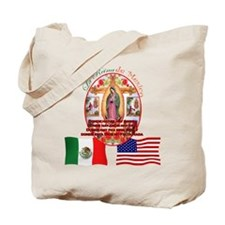 Reina de Mexico Tote Bag