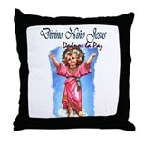 El Divino Niño Throw Pillow