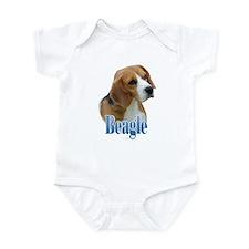 Beagle Name Infant Bodysuit