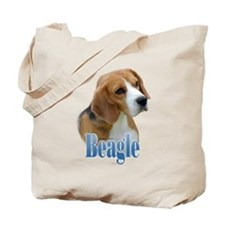 Beagle Name Tote Bag
