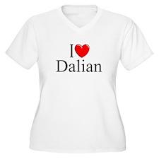 """""""I Love Dalian"""" T-Shirt"""