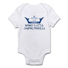 Mommy's Camping Princess Infant Bodysuit