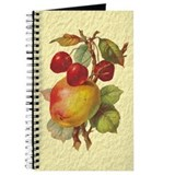 Vintage Fruit 1 Journal