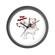 Dogo Trio2 Wall Clock