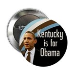 Ten Kentucky for Obama Bulk Buttons