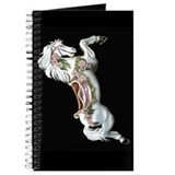 White Jumper Carousel Journal