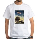 Iwo Jima Flag Raising Shirt