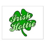 Irish Hottie Small Poster