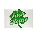 Irish Hottie Rectangle Magnet
