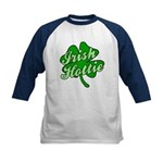 Irish Hottie Kids Baseball Jersey