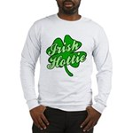 Irish Hottie Long Sleeve T-Shirt