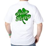 Irish Hottie Golf Shirt