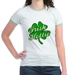 Irish Hottie Jr. Ringer T-Shirt