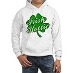 Irish Hottie Hooded Sweatshirt