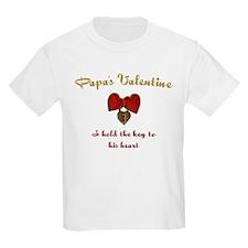 Papa's Valentine T-Shirt