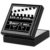 Life is a movie - Keepsake Box