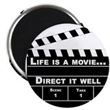 Life is a movie - Magnet