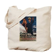Cadet's Naval Aviation Tote Bag