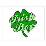 Irish Boy Small Poster