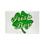 Irish Boy Rectangle Magnet (100 pack)