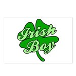 Irish Boy Postcards (Package of 8)