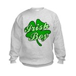 Irish Boy Kids Sweatshirt